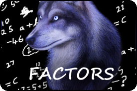 Wolf's Factors in a minute image